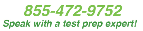 Speak with a test prep advisor